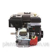 Бензиновый двигатель Bulat BW170F-S/20 (шпонка, вал 20 мм, 7.5 л.с) (Weima 170), фото 3