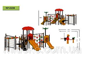 Детская игровая площадка 0238