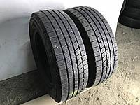 Шины бу зима 215/65R16 Pirelli Scorpion IceSnow 2шт 6-6,5мм