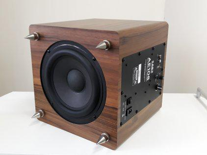 Acoustic Energy AE 108 Walnut активный сабвуфер