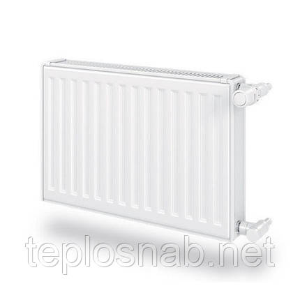 Стальной радиатор VOGEL NOOT тип 11К 300х2800 (Австрия) боковое подключение, фото 2