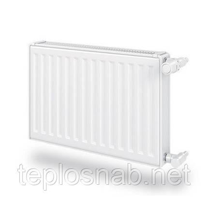 Стальной радиатор VOGEL NOOT тип 11К 600х1600 (Австрия) боковое подключение, фото 2