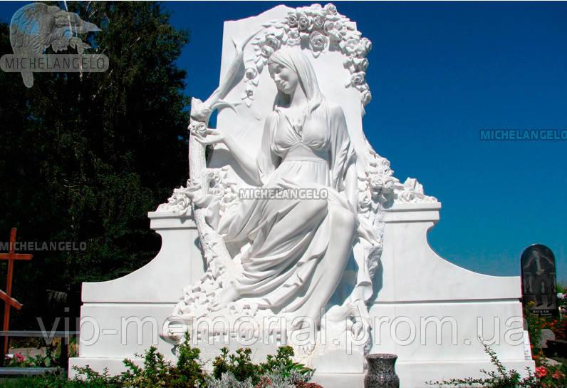 Памятник женщине Ж-424