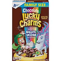 «Lucky Charms» chocolate magical unicorn