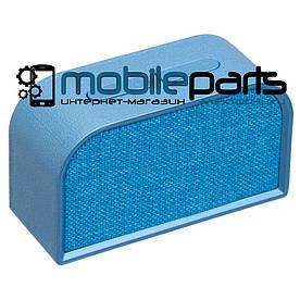 Портативная Bluetooth колонка (Аудиоколонка) N15 (Синий)