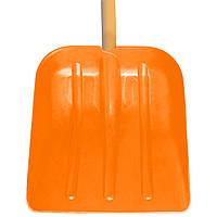 Лопата снігова без держака, кольорова 31*27см