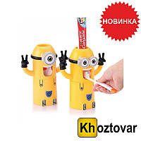 Дозатор зубной пасты Миньон Brush Holder