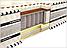 Матрас Магнат Мемори Латекс Кокос /Magnat Memory Latex Kokos 3D тм Neolux, фото 2