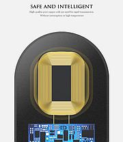 Ресивер QI адаптер беспроводной зарядки Baseus, фото 3