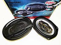 Автомобильные динамики Pioneer TS-A6995S Овалы 600 Вт, фото 6