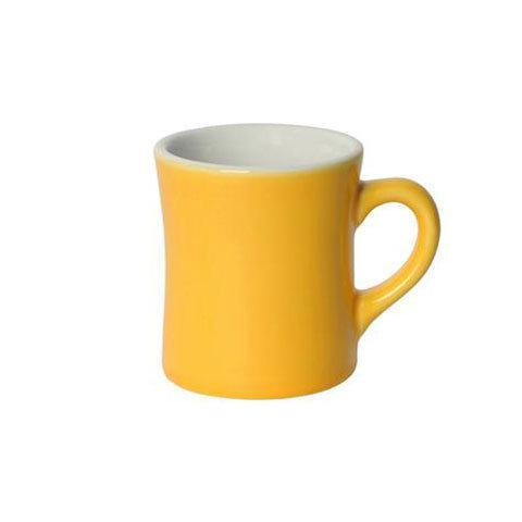 Высокая Кружка-Чашка Loveramics Starsky Mug Yellow (250 мл)