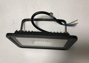 Светодиодный прожектор со встроенным датчиком движения PREMIUM SLS16-30 30W 6500K IP65 Код.59337, фото 2