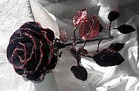 Кованые розы. Кованые подарки. Кованые сувениры.  КР-005/18