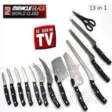Набор ножей miracle bland 13 in 1