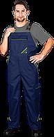 Полукомбинезон робочий REIS Польша (рабочая одежда) PRO-B GYS