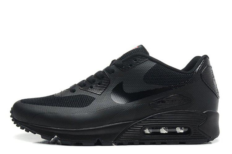 8ec35 cac3b  Кроссовки женские Nike Air Max 90 Hyperfuse Black 9c558 8656d  ... 2526e0bc4c3
