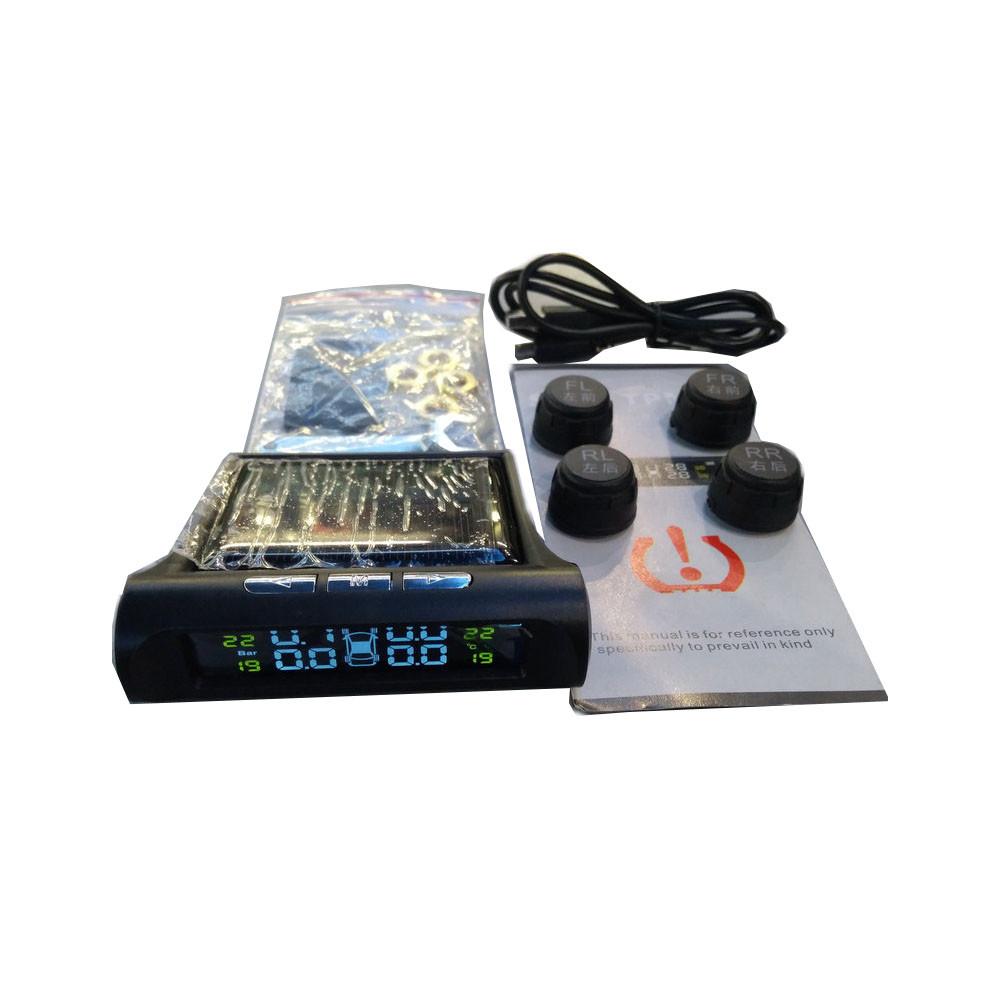 TPMS Smart система контроля давления и температуры в шинах с внешними датчиками