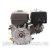 Двигатель бензиновый Bulat BW190F-S 16 л.с., шпонка, фото 3