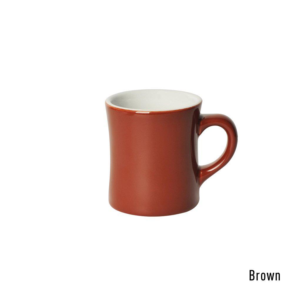 Высокая Кружка-Чашка Loveramics Starsky Mug Brown (250 мл)