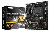Материнская плата MSI B350M PRO-VD PLUS, фото 1