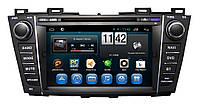 Магнитола Mazda 5, Premacy 2010-2014 (CW,CWEFW). Kaier KR-8020 Android