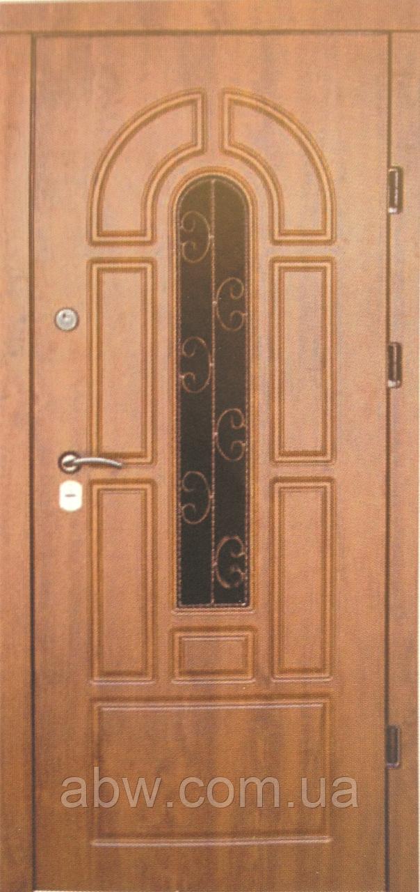 Двери Форт - модель Ковка №1