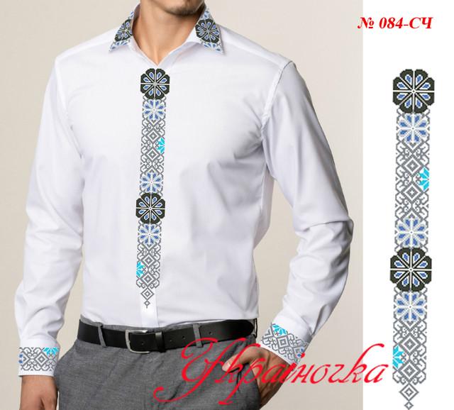 Заготовки до чоловічих сорочок та вишиванок для вишивки бісером та нитками 4cadf00d47f99