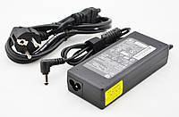 Блок питания для ноутбуков HP 19V 4.74A 90W 5.5x2.5 мм + кабель питания