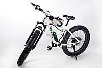 Экологичный электронный велосипед для детей брендовый Ultra Bike Ferrari с мотором 1000 ВТ
