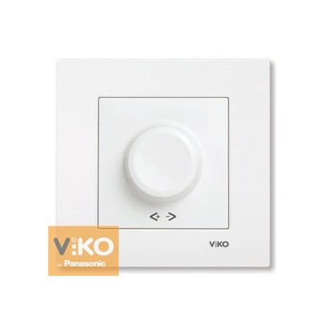 VIKO KARRE Светорегулятор 1000W RL Белый