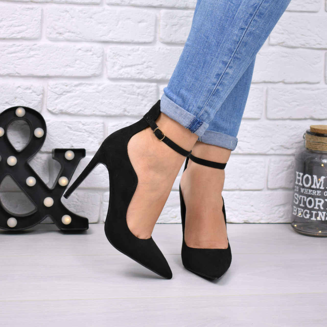cc4c94b2d199 Туфли женские Bino черные 6339, женская обувь: продажа, цена в ...