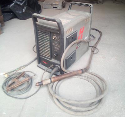 Аппарат плазменной резки PowerMax 1000 б/у (в рабочем состоянии)