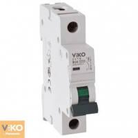 Автоматический выключатель (1p, 6А) Viko 4VTB-1C06