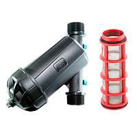 Фильтр сетчатый 1,1/4 дюйма для капельного полива и дождевания (1740-S-120)