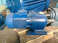 Мотор - редуктор 3МП 40 - 71 с эл. двиг. 1,5/3000
