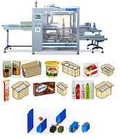 Автоматический комплекс упаковки в короба SPM