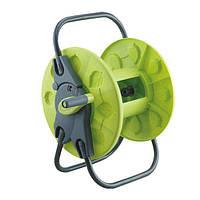 Катушка (3201G) для поливочного шланга вмещает от 30 до 60 метров шлага диаметром 1/2, 5/8 и 3/4 дюйма