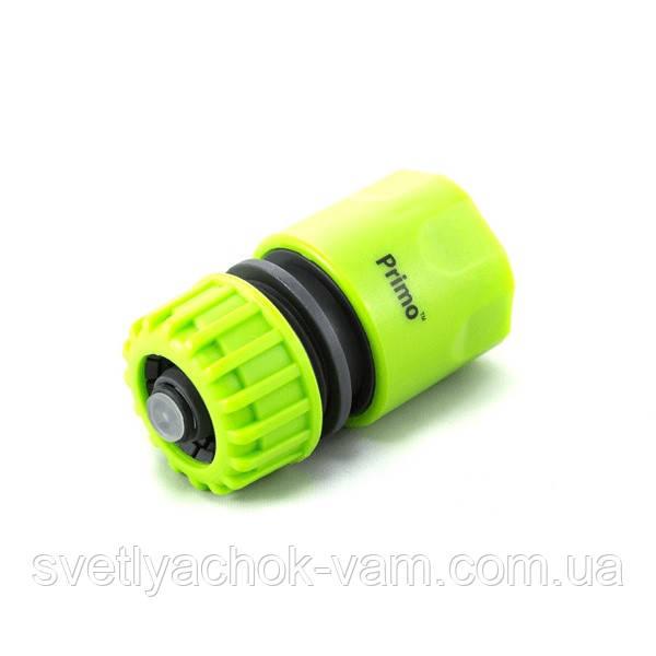 Коннектор для соединения 5810G шланга 1/2-5/8 дюйма с аквастопом с поливными пистолетами и дождевателями
