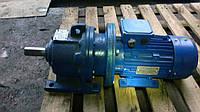 Мотор - редуктор 3МП 40 - 35,5 с эл. двиг. 1,5/1500