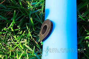 Резинка RR-021608 для крана диаметром 16 мм используется для ремонта систем капельного полива