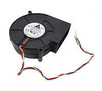 Вентилятор радиальный улитка 97 мм 12 в 2.7 А 2 pin турбина | код: 10.04426