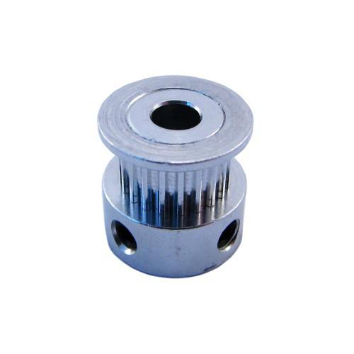 Зубчатый ролик 20, диаметр 8мм, шкив GT2 6мм 3D-пр 2000-03199