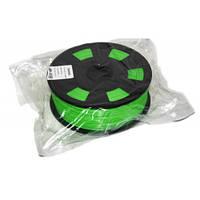 Филамент пластик ABS 1кг 1.75мм Sallen для 3D-принтера, зеленый | код: 10.02968