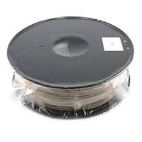 Филамент пластик PLA 1кг 1.75мм Sallen для 3D-принтера, золотой | код: 10.04269