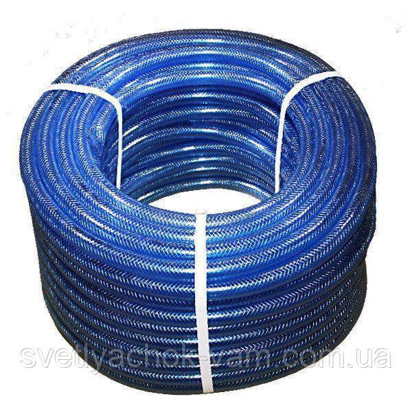 Шланг поливочный Evci Plastik Export высокого давления диаметр 16 мм, длина 50 м VD 16 50 производство Турция