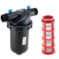Фильтр 1740-ST-120 сетчатый 1,1/4 дюйма для капельного полива и дождевания, фото 1