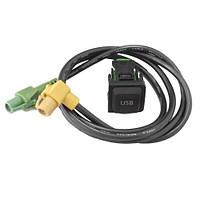 USB кабель для RCD510 RNS315 Volkswagen Golf Jetta | код: 10.02825