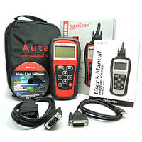 Autel MaxiScan MS509 OBD2 сканер диагностики авто   код: 10.02773