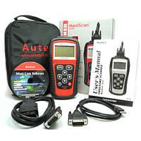 Autel MaxiScan MS509 OBD2 сканер диагностики авто 10.02773