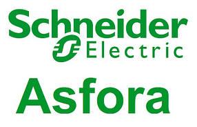 Asfora Білий Schneider Electric